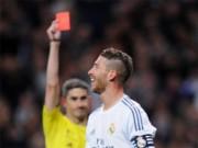 """Bóng đá - Ramos bị mắng """"ngu xuẩn"""" vì thẻ đỏ ở Kinh điển"""