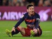 """Bóng đá - Messi ngày càng """"mất hút"""" ở Siêu kinh điển"""