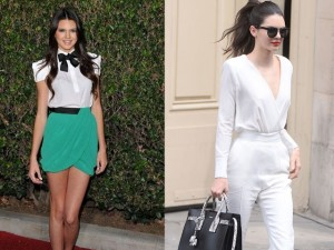 Gu ăn mặc sành điệu theo năm tháng của Kendall Jenner