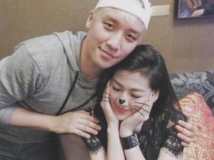 """Á hậu Tú Anh bị """"ném đá"""" vì ôm trai đẹp nhóm Big Bang"""