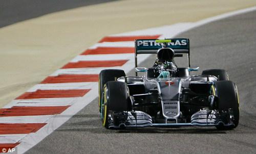 F1, Bahrain GP: Vận đen Vettel, bản lĩnh Rosberg - 2