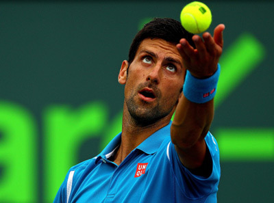 Chi tiết Djokovic - Nishikori: Sai lầm đắt giá (CK Miami Open) - 3