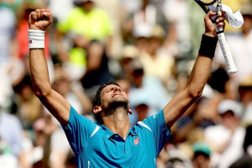 Vô địch Miami Open, Djokovic vượt Federer - 1