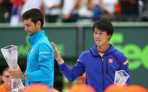 Vô địch Miami Open, Djokovic vượt Federer - 2