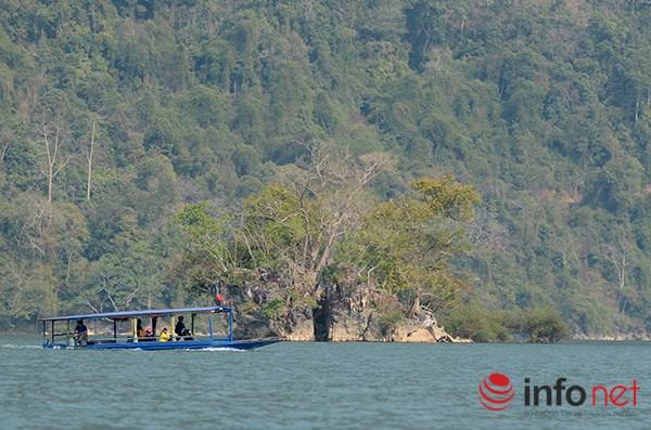 Vẻ đẹp nguyên thủy của hồ Ba Bể - 3