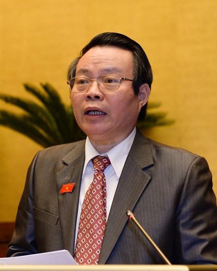 Đề cử Tổng tham mưu trưởng Đỗ Bá Tỵ làm Phó Chủ tịch QH - 2