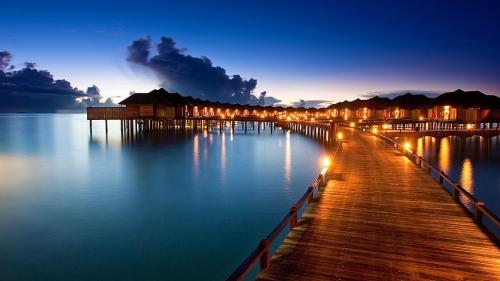 """""""Phát sốt"""" với cảnh đẹp ở Maldives - 2"""