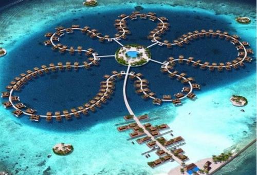 """""""Phát sốt"""" với cảnh đẹp ở Maldives - 1"""