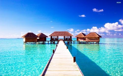 """""""Phát sốt"""" với cảnh đẹp ở Maldives - 7"""