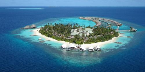 """""""Phát sốt"""" với cảnh đẹp ở Maldives - 6"""