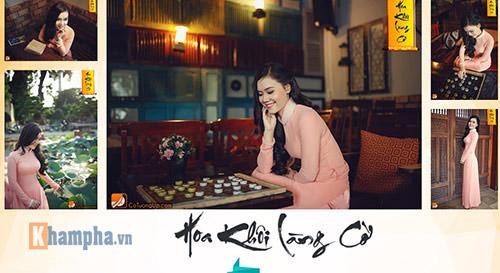 Top 10 người đẹp làng cờ Việt khoe sắc năm 2016 - 1