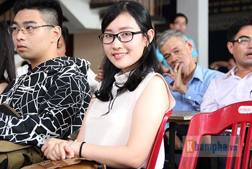 Top 10 người đẹp làng cờ Việt khoe sắc năm 2016 - 11
