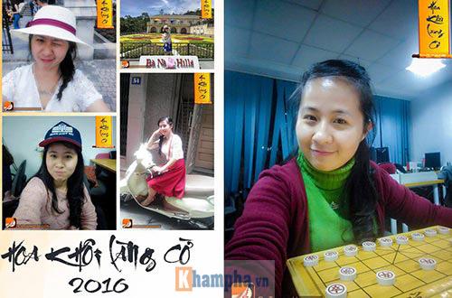 Top 10 người đẹp làng cờ Việt khoe sắc năm 2016 - 5