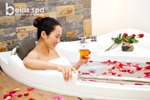Belas Spa khuyến mãi đến 70% phí làm đẹp nhân dịp lễ 30/4 - 6