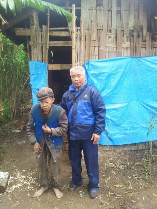 Xót xa cụ 81 tuổi sống một mình trong căn nhà rách nát - 4