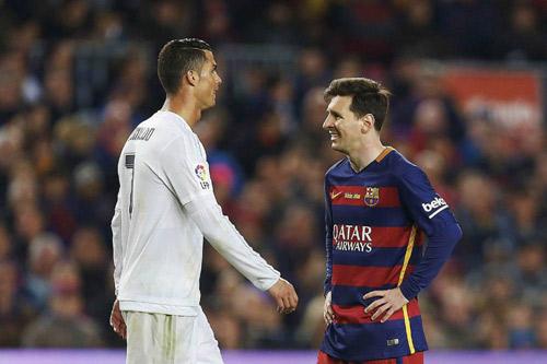 Ronaldo: Cơn ác mộng kinh hoàng của Barca - 2