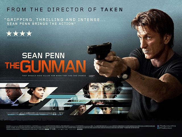 Trailer phim: The Gunman - 1