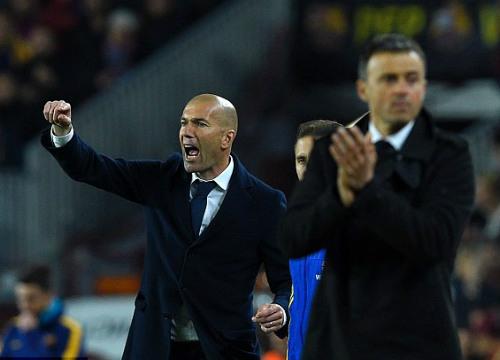 """Lộ chiến thuật Real hạ Barca: Đừng """"khinh"""" Zidane - 3"""