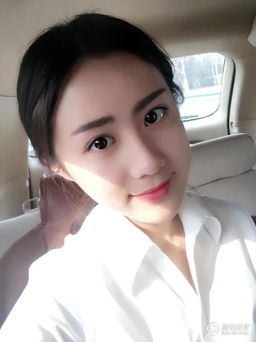 Ngắm cô giáo tiểu học xinh đẹp nhất Trung Quốc - 1