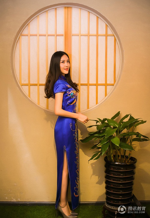Ngắm cô giáo tiểu học xinh đẹp nhất Trung Quốc - 8