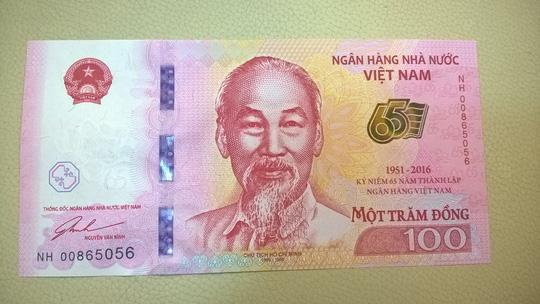 Phat hanh tien luu niem 100 dong  tien luu niem  100 dong viet nam  phát hanh tien 100 dong  ngan hang nha nuoc  tien te  phat hanh tien luu niem  tai chinh  bat dong san  tin tai chinh  24h  tiền tệ  việt nam - 1