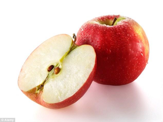 Ăn một quả táo mỗi ngày giảm nguy cơ tử vong đến 35% - 1