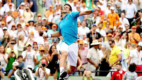 Bá chủ Miami Open, giới hạn nào cho Djokovic - 1