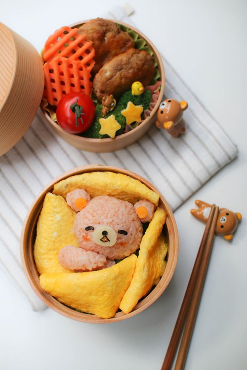 Mẹ khéo tay làm 'tuyệt tác' ẩm thực khiến bé thích mê - 4