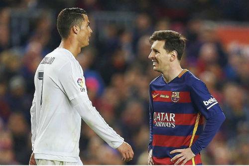Messi khen Rooney vĩ đại, yêu quý Ronaldo - 1