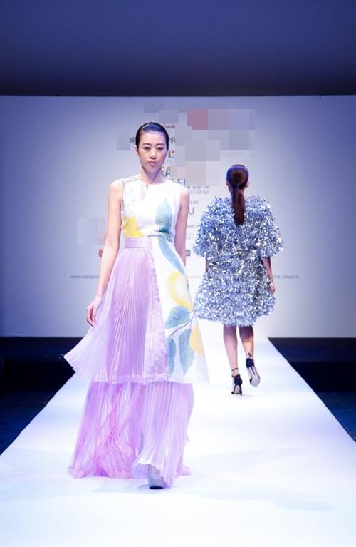 Nhà thiết kế chi 200 triệu để diễn Tuần lễ thời trang VN - 9