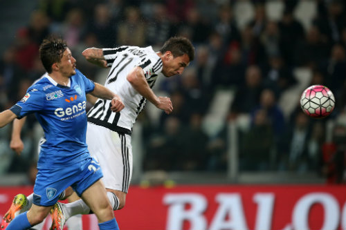 """Tiêu điểm V31 Serie A: Napoli """"đầu hàng"""" Juventus - 1"""
