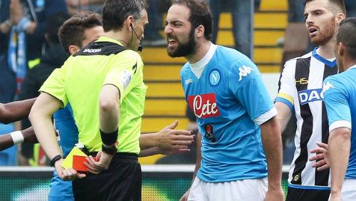 """Tiêu điểm V31 Serie A: Napoli """"đầu hàng"""" Juventus - 2"""