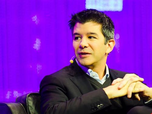 CEO Uber mất 30 tiếng để thuyết phục kỹ sư gốc Việt - 1