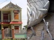 """Tin tức trong ngày - Chuyện lạ: Xây nhà đẹp không dám ở vì con nghiện """"bủa vây"""""""