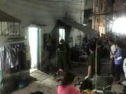 Video An ninh - Hai kẻ lạ mặt xông vào phòng trọ giết người dã man