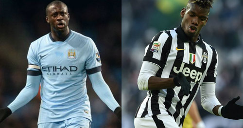 Man City: Chia tay Toure, đón Pogba 79 triệu bảng - 1