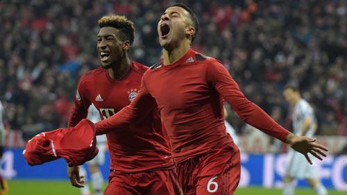 """Bayern Munich – Benfica: """"Hùm xám"""" gặp điềm lành - 1"""