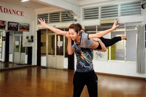 Chấn thương - cơn 'ác mộng' của dàn sao VIP Dance - 1
