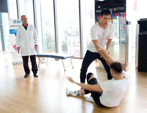 Chấn thương - cơn 'ác mộng' của dàn sao VIP Dance - 3
