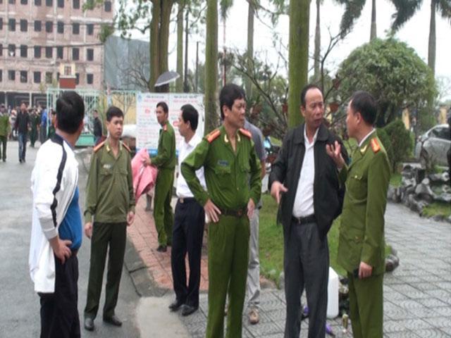 Cận cảnh vụ giải cứu nữ sinh trường y bị bắt làm con tin - 4