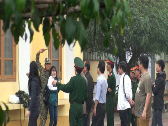 Cận cảnh vụ giải cứu nữ sinh trường y bị bắt làm con tin - 5