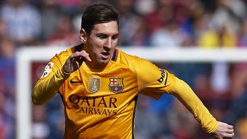 Messi trốn thuế - 1