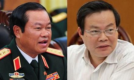 Đại tướng Đỗ Bá Tỵ, ông Phùng Quốc Hiển làm Phó Chủ tịch Quốc hội - 1