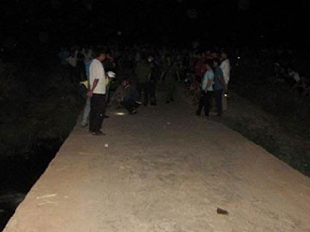 Phát hiện thi thể nữ sinh bị sát hại bên bờ suối - 1