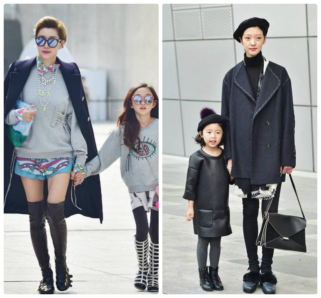 Xuống phố cực chất như tín đồ thời trang Hàn Quốc - 1