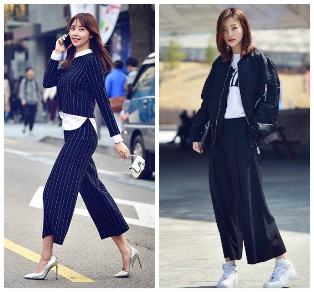 Xuống phố cực chất như tín đồ thời trang Hàn Quốc - 8