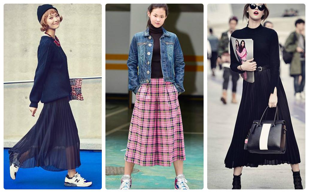 Xuống phố cực chất như tín đồ thời trang Hàn Quốc - 11