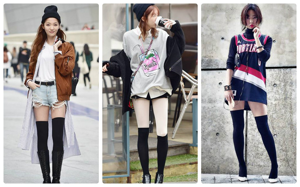 Xuống phố cực chất như tín đồ thời trang Hàn Quốc - 13
