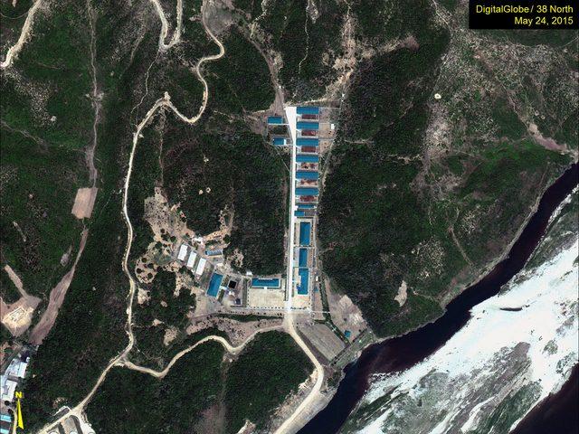 Dấu hiệu đáng ngờ ở lò phản ứng hạt nhân Triều Tiên - 2