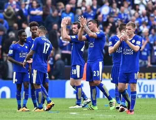 Leicester chơi thực dụng: Dáng dấp của nhà vô địch - 1
